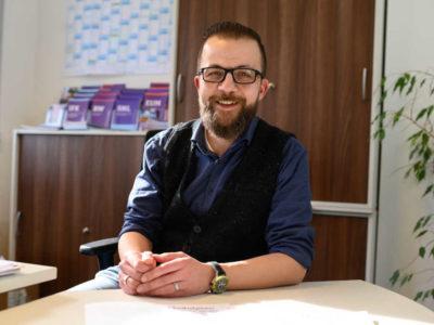 Start ins Studium mit Corona - Studienberater Marc Laatzke erläutert, was angehende Studierende jetzt erwartet