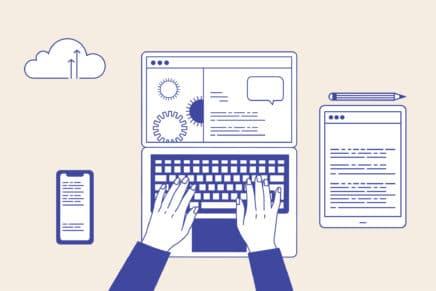 Digitalisierung auf der Überholspur