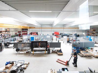 Ausbildung im Metallhandwerk bei MEOS