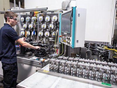 Ausbildung zum/zur Industriemechaniker/in bei der Buchholz Hydraulik GmbH