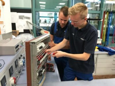 Zukunftssichere Ausbildung bei den Stadtwerken Norderstedt