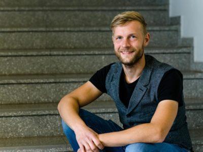 BO-Lehrer Florian Borck