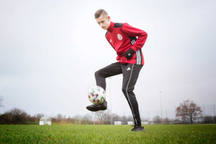 Mit Kommunikation zum Sieg – Interview mit GSC Nachwuchsspieler Julius Klang