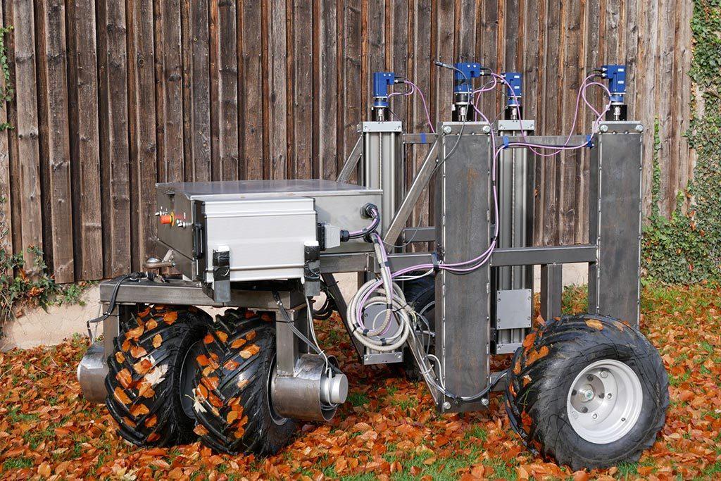 AURORA Roboter der hs21