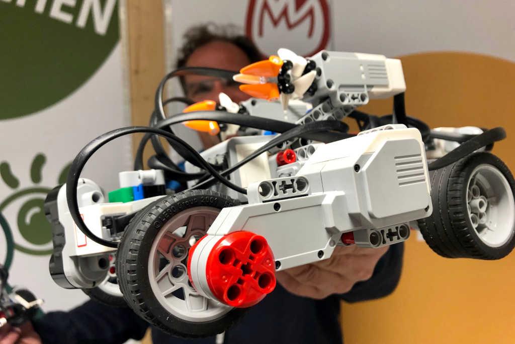 Mehr Roboter im Alltag?