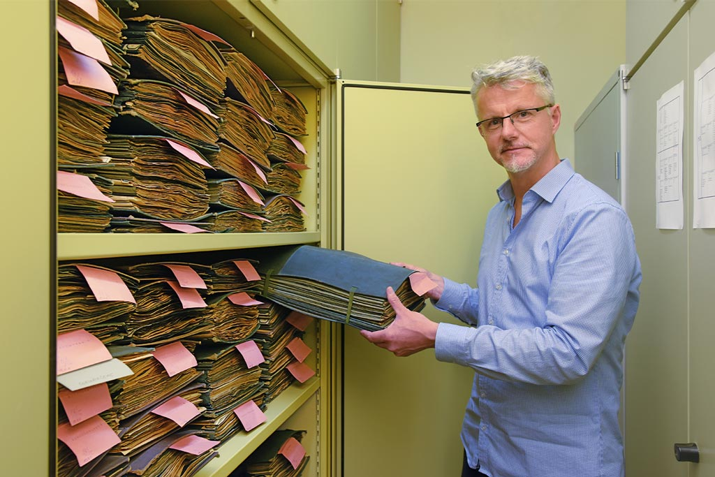 Botanische Schätze aus 200 Jahren Forschungsgeschichte
